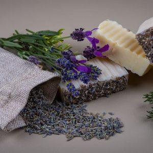 Rosebud Meadow Lavendar & Chamomile Soap