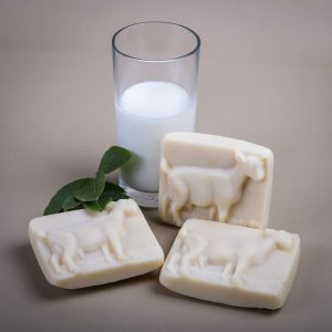 Rosebud Meadow Natural Goats Milk Soap